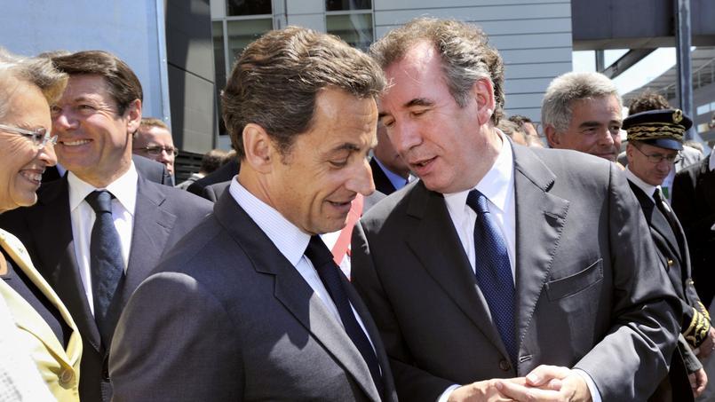 Bayrou accuse Sarkozy d'avoir fait gagner la gauche en 2012