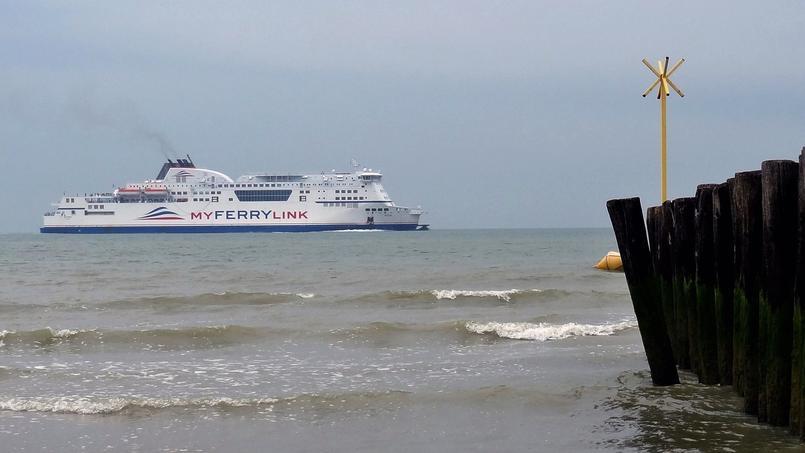 La Scop SeaFrance exploite des navires sous le nom de MyFerryLink.