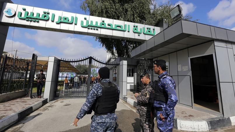 Irak la france pourrait transf rer son ambassade dans la for Agrandissement maison zone verte