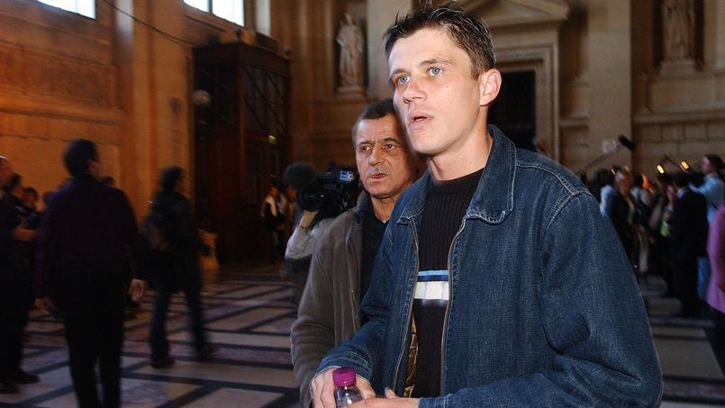 Daniel Legrand et son père tous deux acquittés lors du procès d'Outreau en 2005.