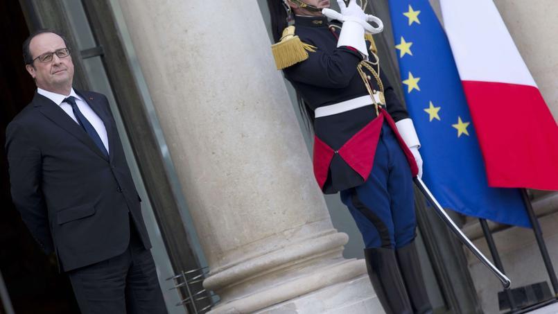 François Hollande est perçu comme un président «normal» par 42% des sondés.