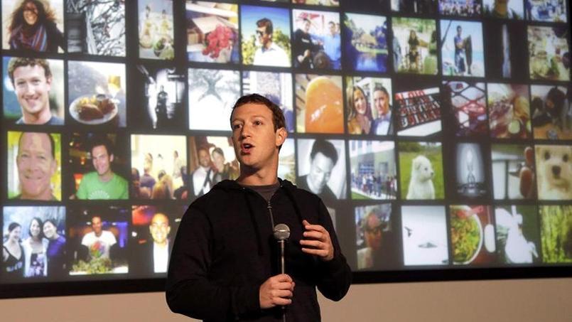 Mark Zuckerberg, PDG de Facebook, est l'instigateur du projet d'Internet.org
