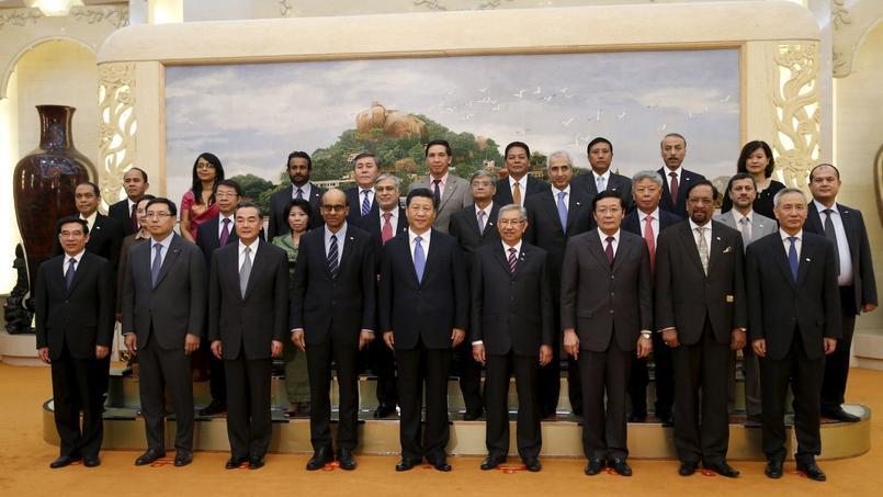 Cette banque chinoise qui veut concurrencer la Banque mondiale