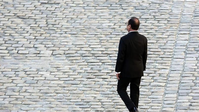 François Hollande: «La reprise est là»
