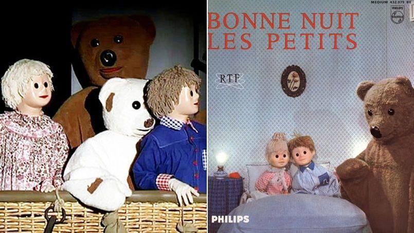 La série télévisée  Bonne Nuit les petits est adaptée au théâtre Saint-Georges dans une comédie musicale intitulée Gros Nounours et le sac aux trésors.
