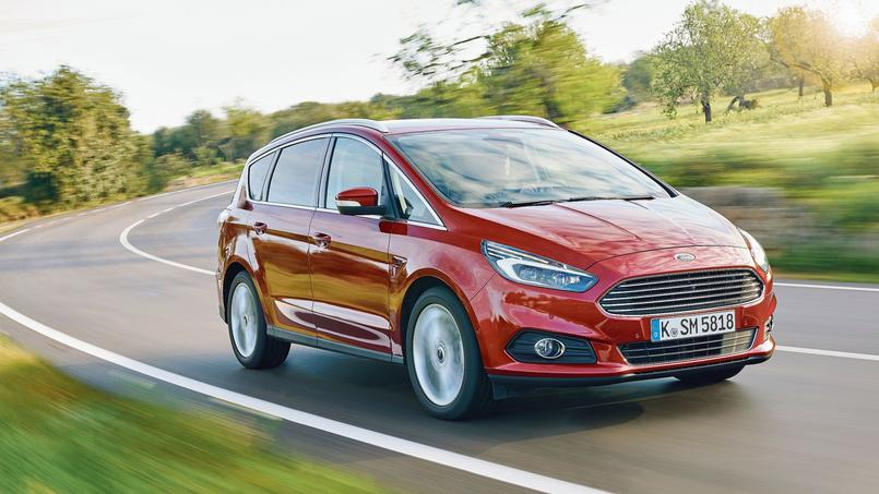 Ford s max une r volution de l 39 int rieur for Ford s max photos interieur