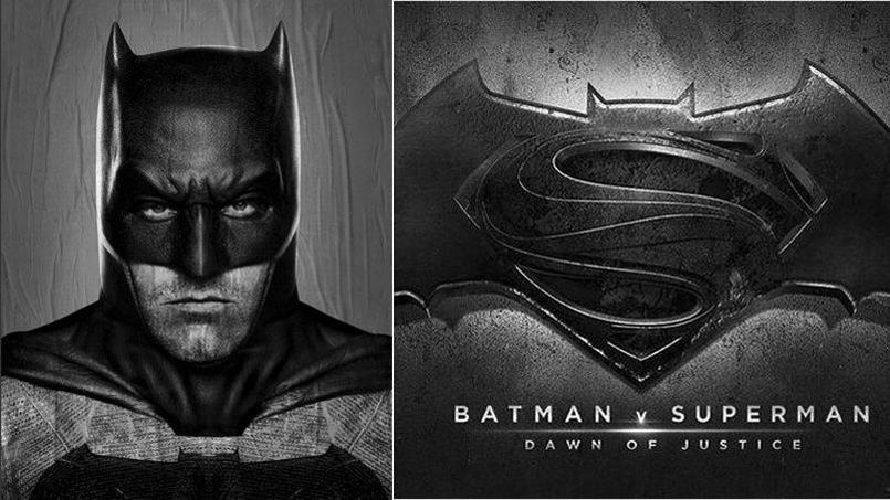 Batman v superman le masque dur de ben affleck - Masque de superman ...