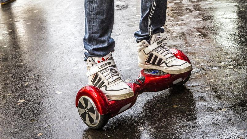 L'Insolite Board, un nouveau moyen de locomotion urbain malin et fun.