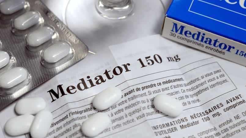 Le Mediator a été prescrit comme coupe-faim et les experts mandatés par les juges chargés de l'instruction estiment qu'il serait responsable de 1.300 à 1.800 décès à long terme.