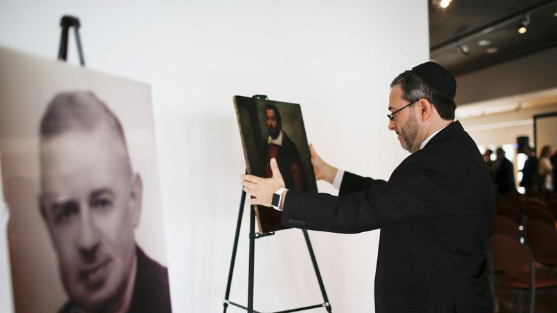 Un tableau pillé par les nazis rendu à son propriétaire