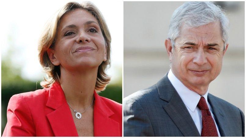 Valérie Pécresse (UMP) et Claude Bartolone (PS) vont s'affronter pour accéder à la présidence de la région Ile-de-France.