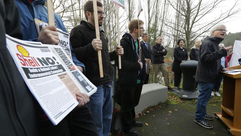Les écologistes restent opposés au projet de la compagnie pétrolière.