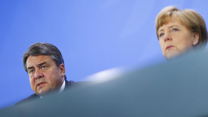 Croissance: l'Allemagne fait deux fois moins bien que la France