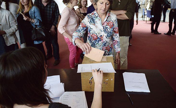 Mercredi, les salariésdu quotidien étaient appelés à voter.