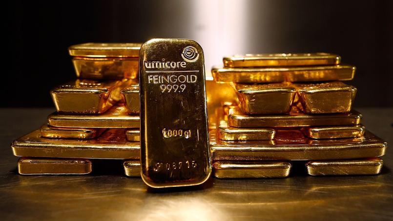 La part de l'or recyclé dans l'offre mondiale a dévissé à 26% ou 1122 tonnes l'an dernier.