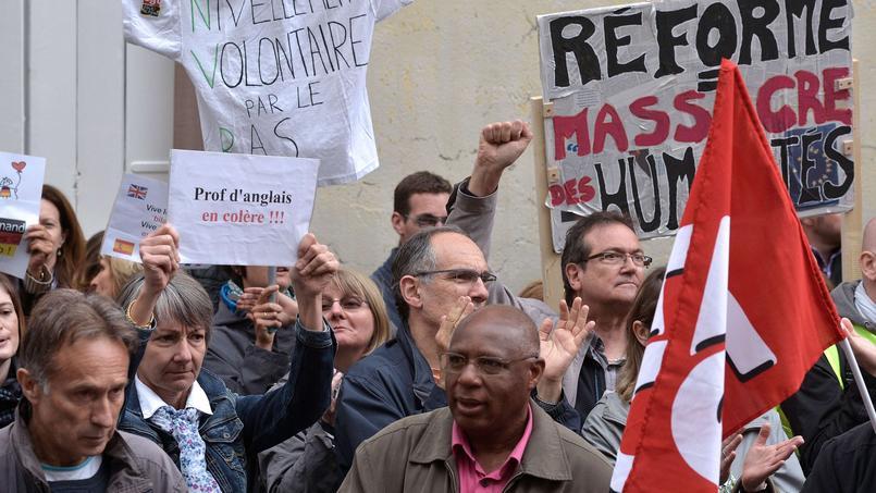 Des manifestations sont prévues dans plusieurs villes cet après-midi.