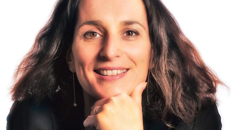 Sandrine Houdré-Grégoire, mixologiste inspirée.