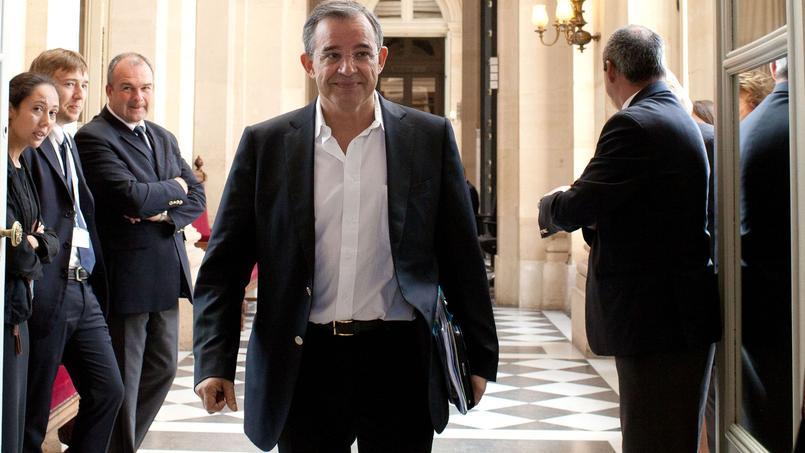 Le député UMP