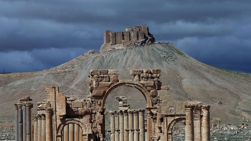 Prise de Palmyre par l'État islamique : pourquoi une telle inaction de la coalition?