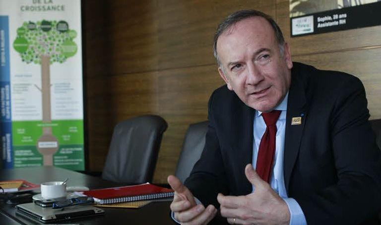 Gattaz investit 2 millions d'euros pour inciter les Français à se former