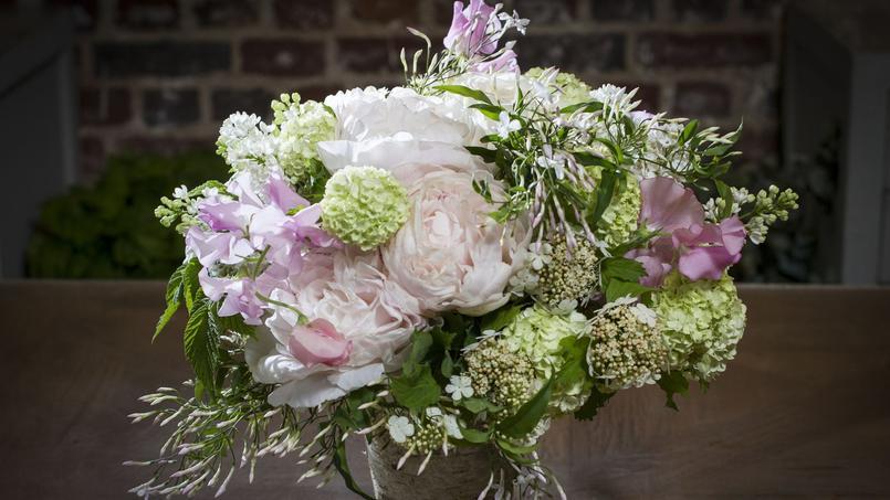 F Te Des M Res Quatre Bouquets De Fleurs Inspir S