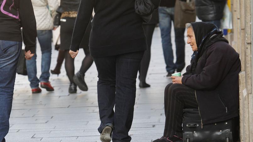 La France affiche la cinquième hausse la plus importante des inégalités en termes de revenus marchands parmi les 36 pays de l'OCDE pendant la crise.