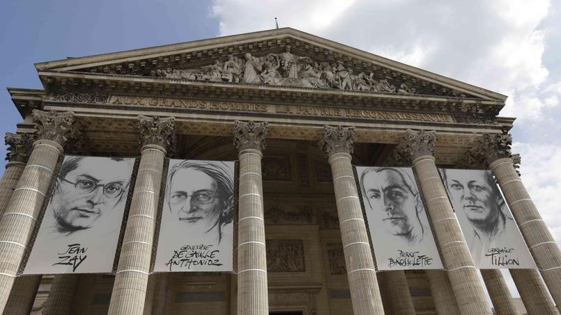 Les quatre Résistants rejoignent, mercredi, les figures historiques célébrées au Panthéon.