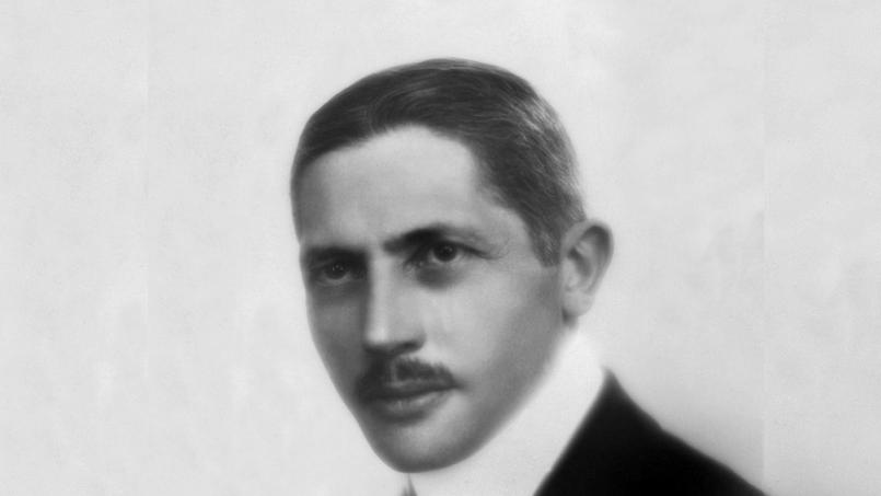 Jacques Bainville (1879-1936), membre de l'Académie Française et historien. ©Rue des Archives/Tallandier