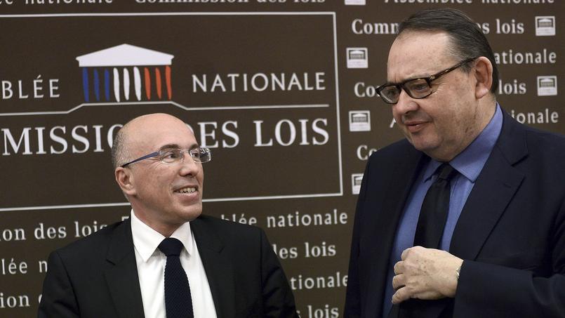 Éric Ciotti et Patrick Mennucci présenteront mardi leurs mesures dans un rapport sur les filières djihadistes.