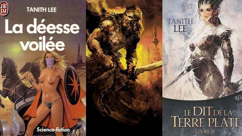 Tanith Lee a remporté le prix British Fantasy pour Le Maître de la Mort qui fait partie de la trilogie Le Dit de la Terre plate.