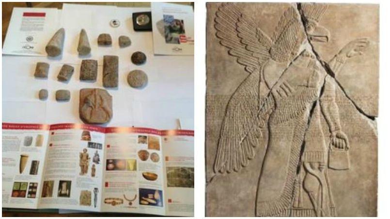 L'Icom a publié lundi une «liste rouge d'urgence» des biens culturels irakiens en péril.