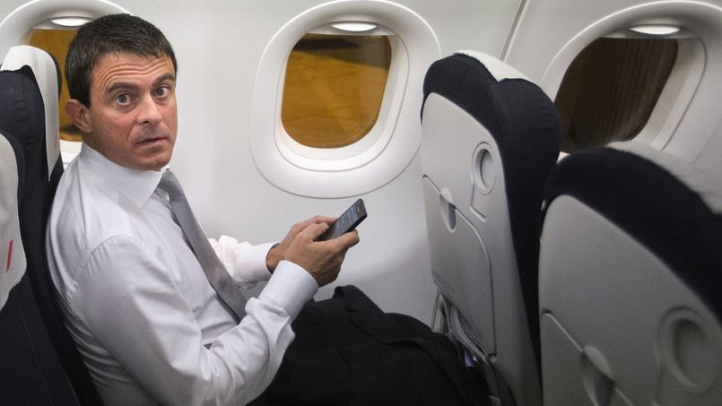 Le Premier ministre, Manuel Valls. Image d'illustration.