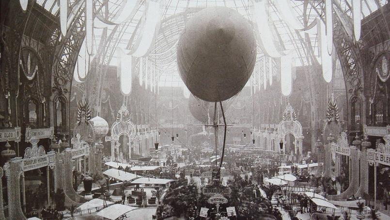 1909 le 1er salon du bourget a lieu au grand palais for Salon d honneur grand palais