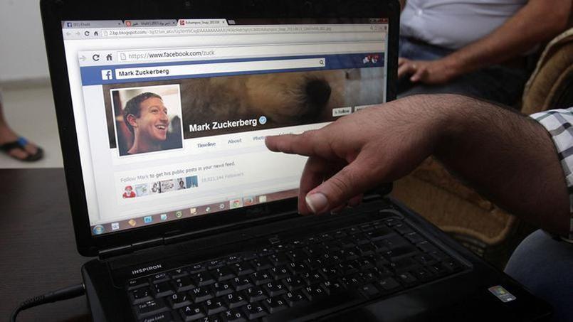 Les comptes Facebook sont souvent piratés