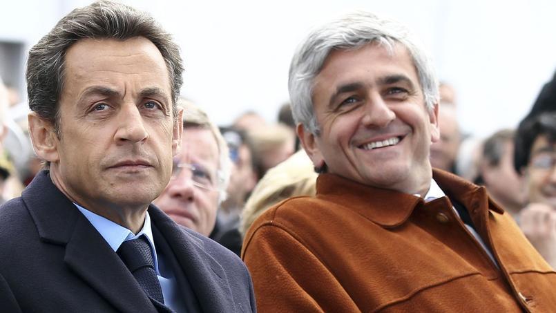 Nicolas Sarkozy et Hervé Morin ont discuté du rassemblement entre l'UDI et Les Républicains pour les élections régionales.