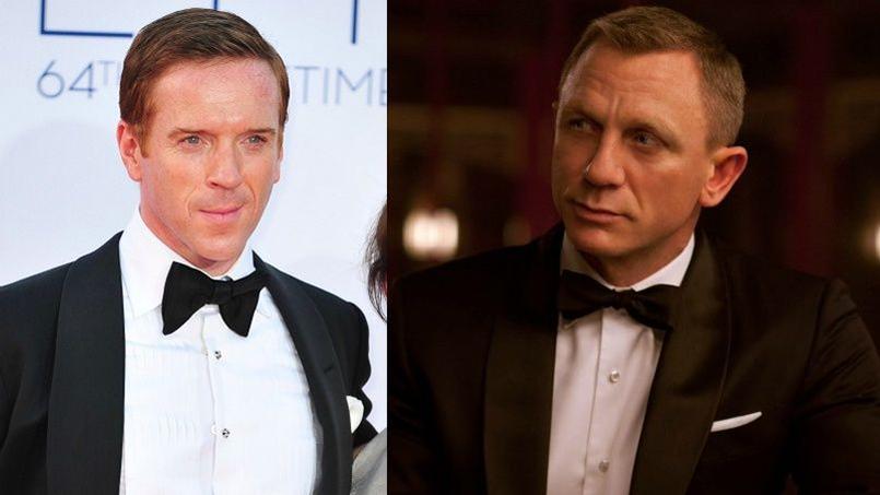 Damian Lewis pourrait devenir le prochain James Bond.