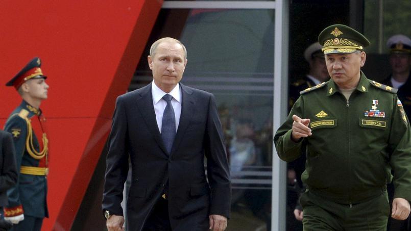 Vladimir Poutine, le 16 juin dernier.