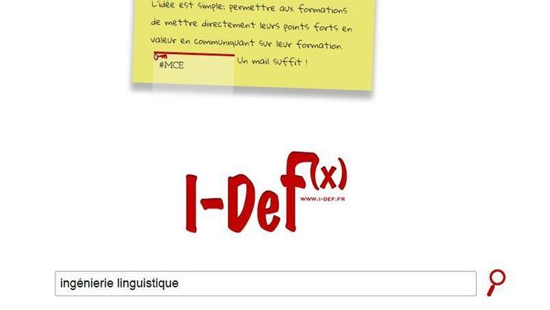 Les fondateurs espèrent ainsi favoriser l'emploi © Capture d'écran/ I-Def(X)