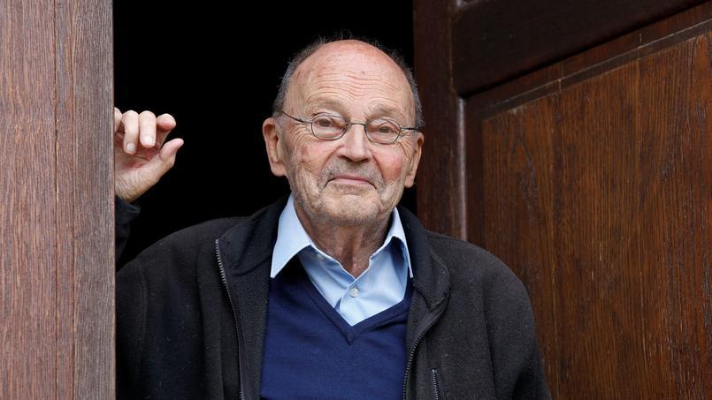 Michel Tournier: «Depuis la liquidation de l'Empire, il ne se passe plus rien en France. Il n'y a plus de drame politique comparable à ce qu'on a vécu.»