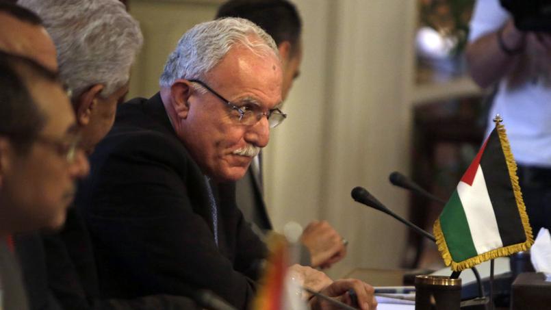 Le ministre palestinien des Affaires étrangères, Riyad al-Maliki, et sa délégation seront reçus jeudi par la Cour pénale internationale (CPI).