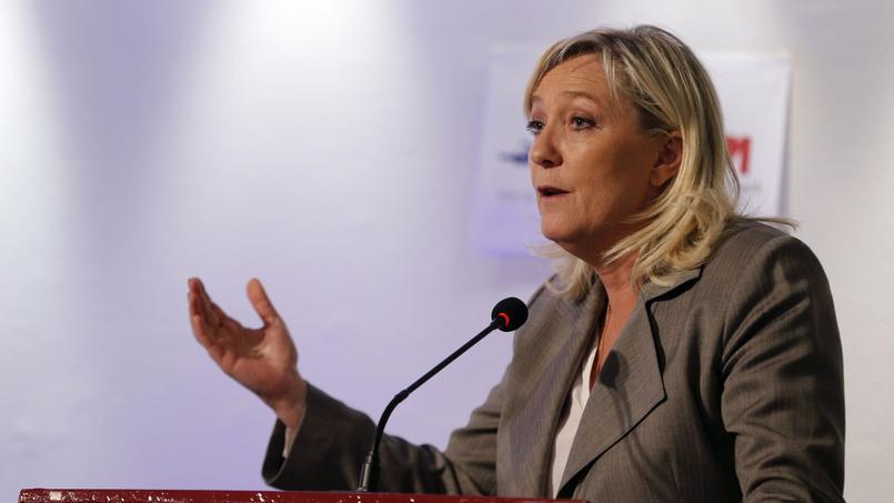 Marine Le Pen demande la «fermeture des mosquées salafistes» en France