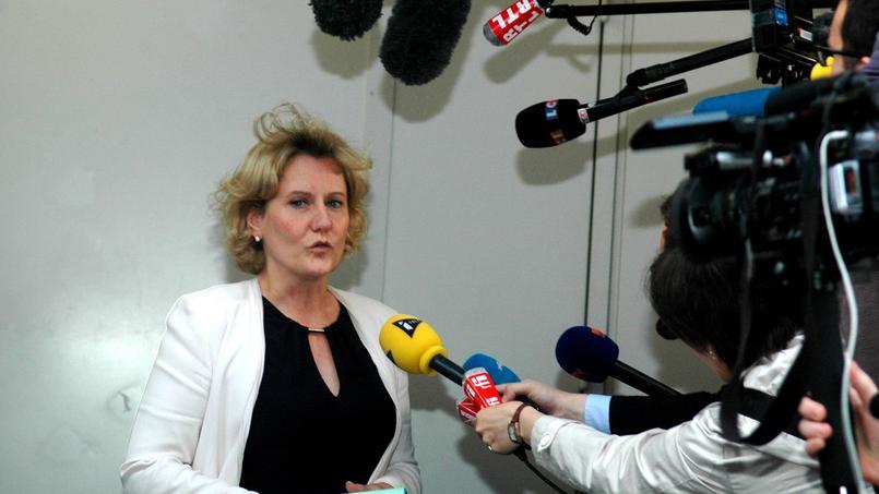 Nadine Morano, euro-députée Les Républicains