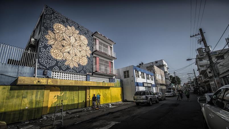 Les rues de San Juan, la capitale de Porto Rico. (Crédits: Molinary, Vero-5/Flickr)