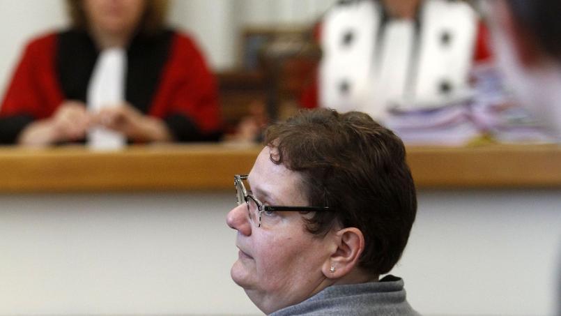 Dominique Cottrez jugée aux assises du Nord pour un octuple infanticide.