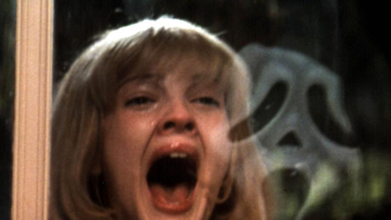 Drew Barrymore dans Scream