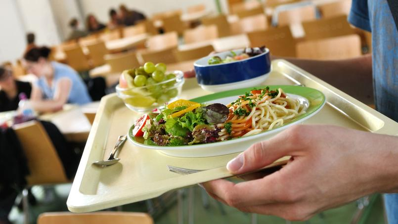 Les cantines de paris se mettent au menu v g tarien for Conception cuisine restauration collective