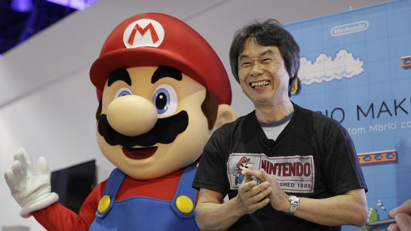 Shigeru Miyamoto était présent à la Japan Expo pour une masterclass exceptionnelle.