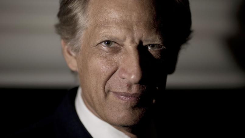 L'ancien premier ministre Dominique de Villepin a quitté l'UMP en 2011.