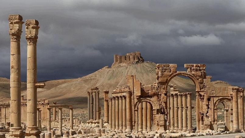 La ville antique de Palmyre, en Syrie, a été prise d'assaut par Daech.