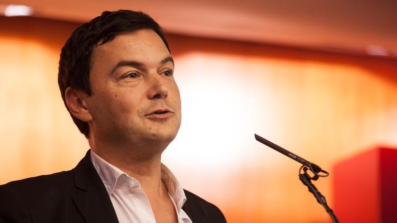 Thomas Piketty économiste star et auteur du  Capital au XXIème siècle.